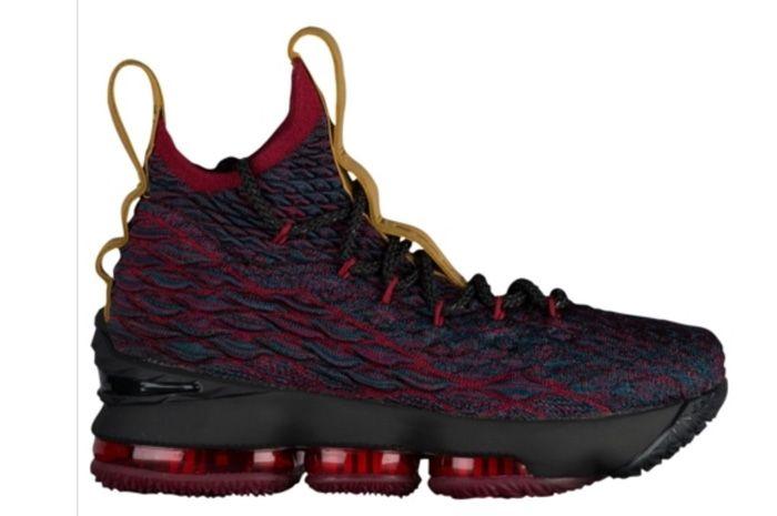 Le Bron 15 Leak Sneaker Freaker