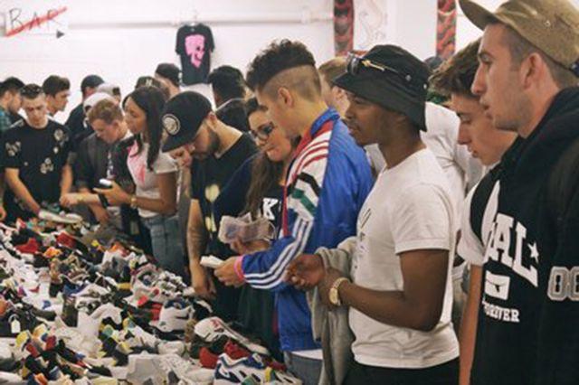 Crepe City London Sneaker Festival 9 31