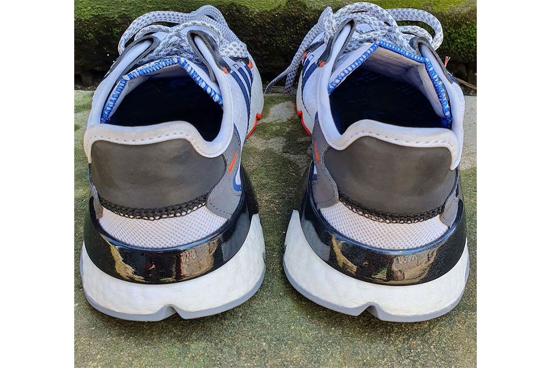 Star Wars Adidas Nite Jogger R2 D2 Release Date 6