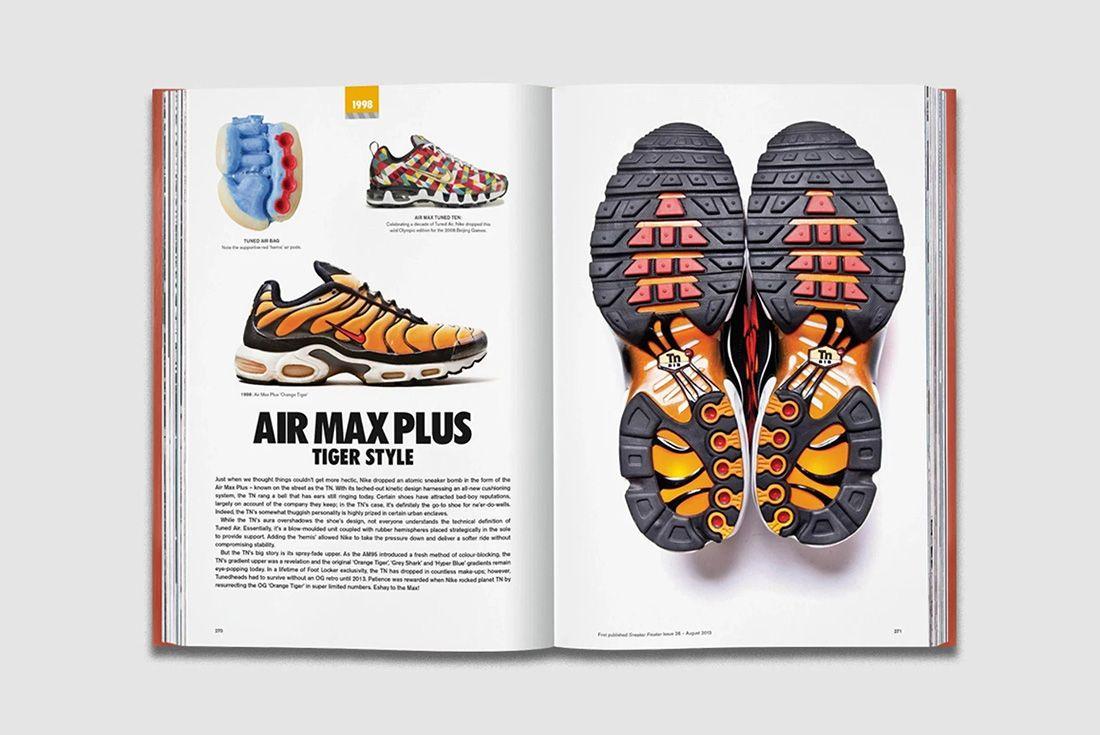 Sneaker Freaker The Ultimate Sneaker Book Nike Air Max Plus