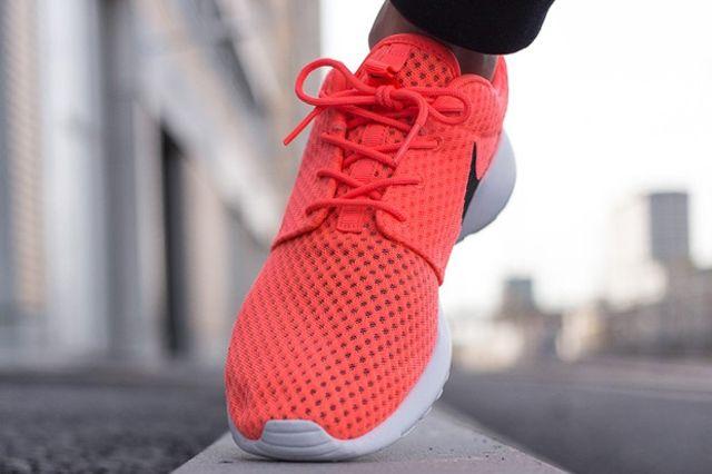 Nike Roshe Run Breeze Hot Lava 1