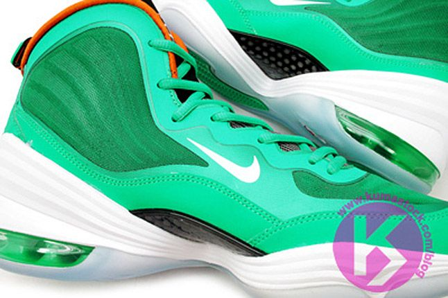 Nike Air Penny 5 Miami Dolphins 02 1