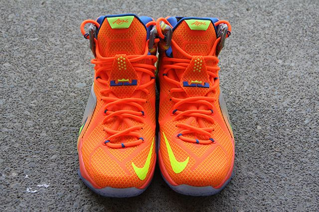 Nike Lebron 12 Nurf 3