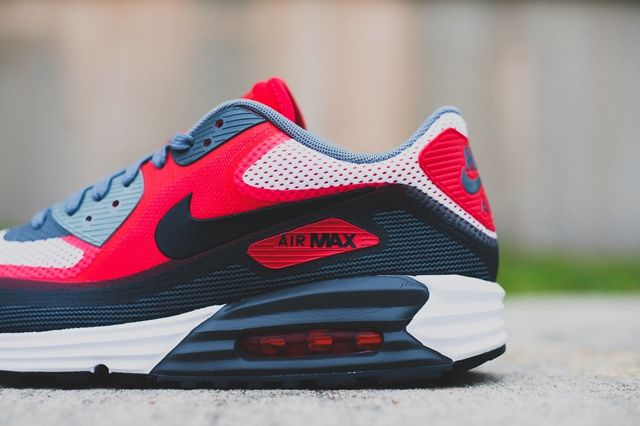 Nike Air Max 90 Lunar University Red 2