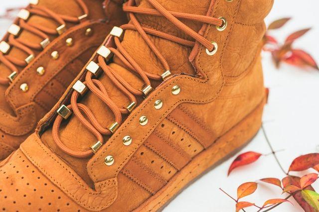 Adidas Originals Top Ten Hi Fox Red 3