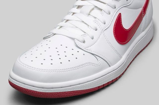 Air Jordan 1 Low Og Varsity Red 3