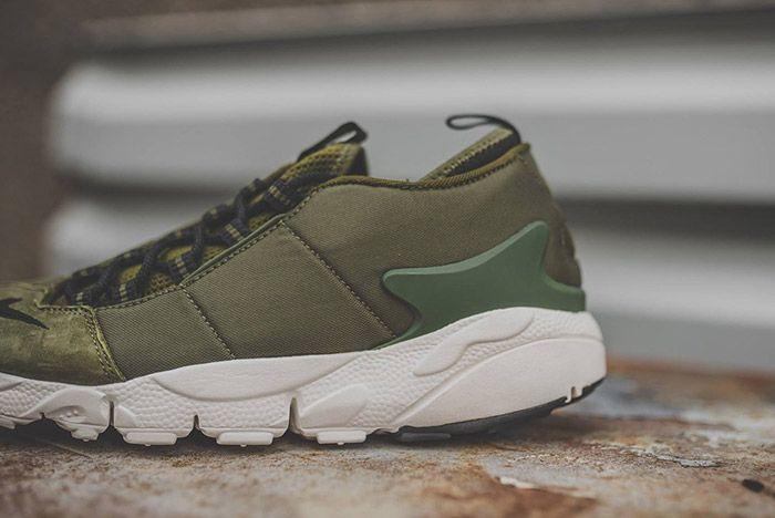 Nike Air Footscape Nm Legion Green 3