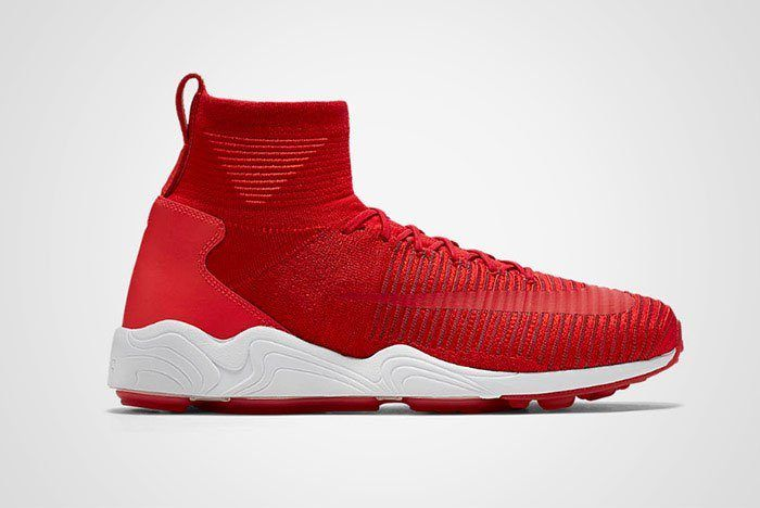 Nike Zoom Mercurial Xi Flyknit Red Thumb