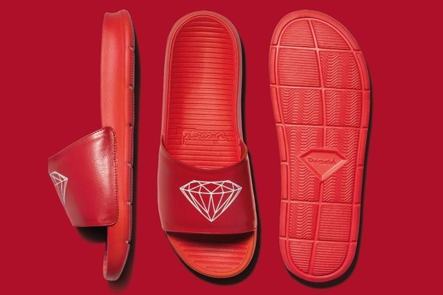 Diamond Supply Co Fairfax Slides 2