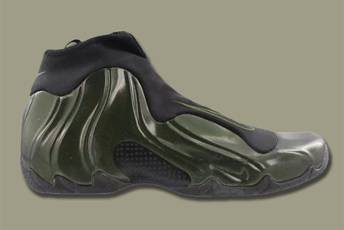 Nike Flightposite Legion Green 1