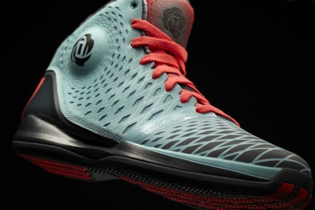 Adidas D Rose 3 Chi Town Outer Toe Hero 1