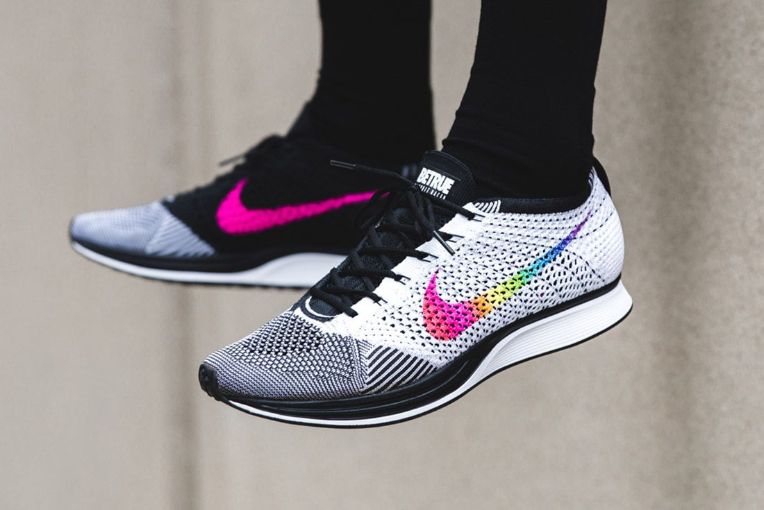 Nike Flyknit Racer Be True 5