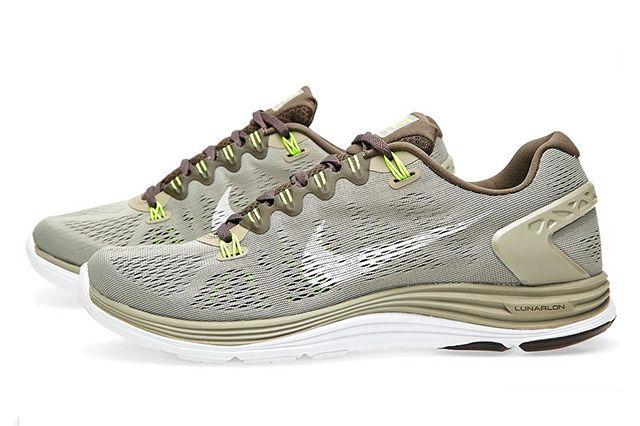 Nike Lunarglide 5 Mine Grey 3