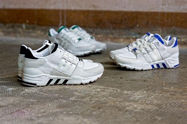 Adidas Originals Eqt Running Support 93 White Pack 6