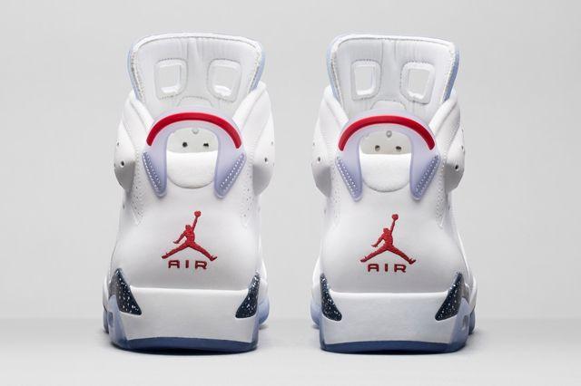 Air Jordan 6 First Championship 4