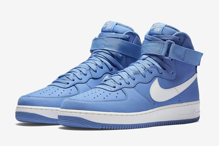Nike Air Force 1 High University Bluesummit White