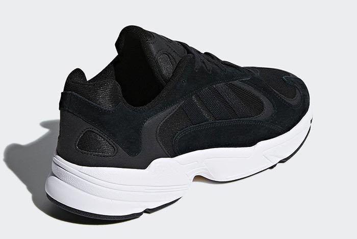 Adidas Yung 1 Black White 3