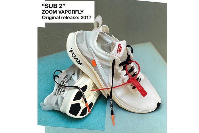 Off White X Nike The Ten 8