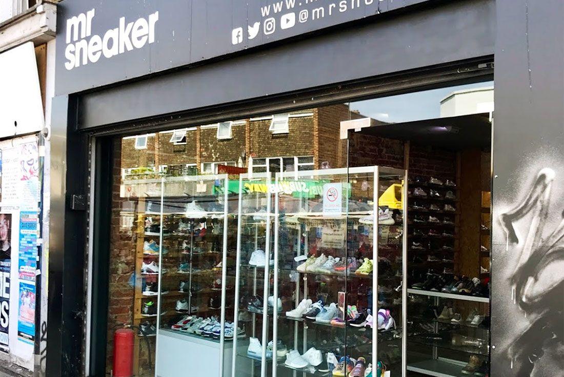 Mr Sneaker London