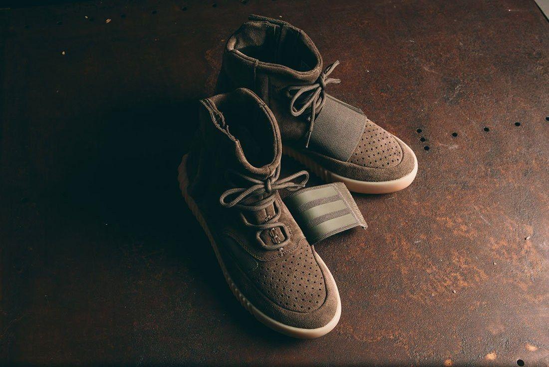 Adidas Yeezy Boost 750 Browngum 6