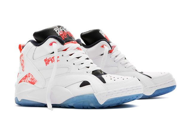 The Reebok Classic Blacktop Collection Wht