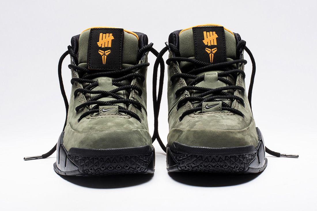 Undefeated X Nike Kobe Proto 5