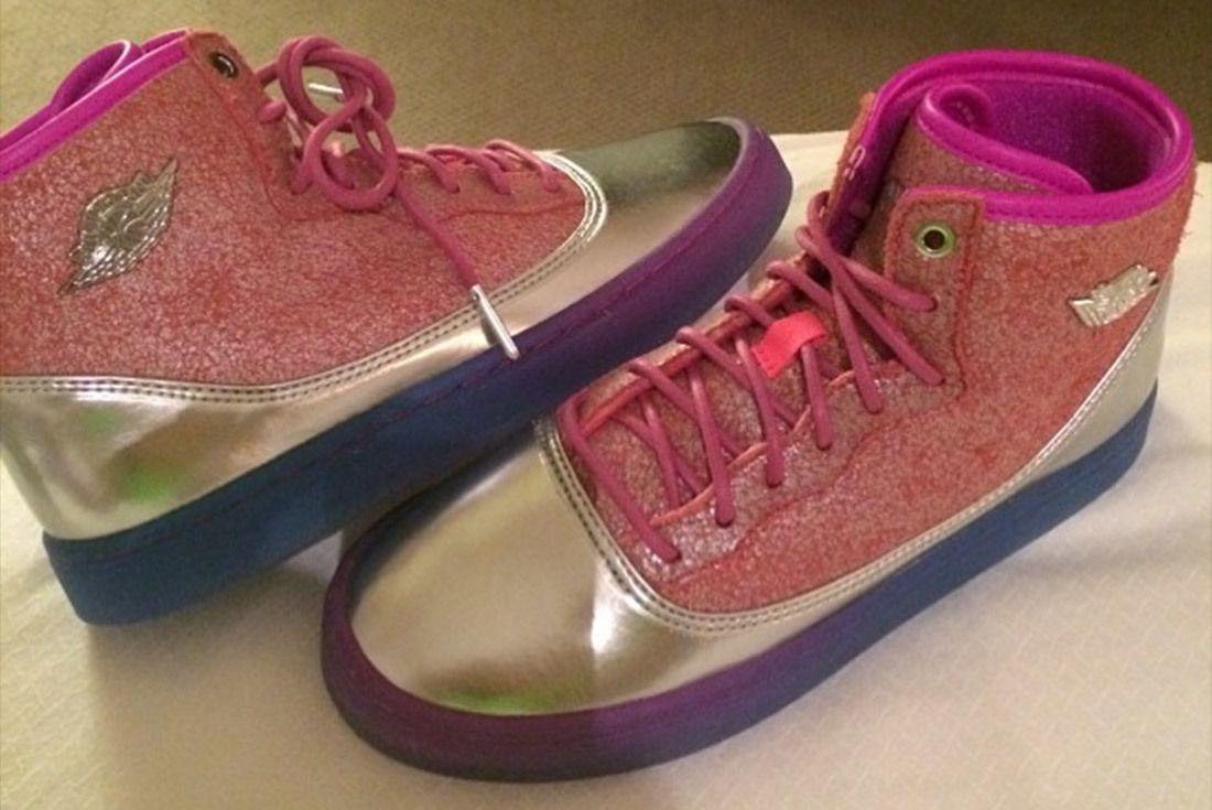 One Kick Wonders Nicki Minaj Jordan 2