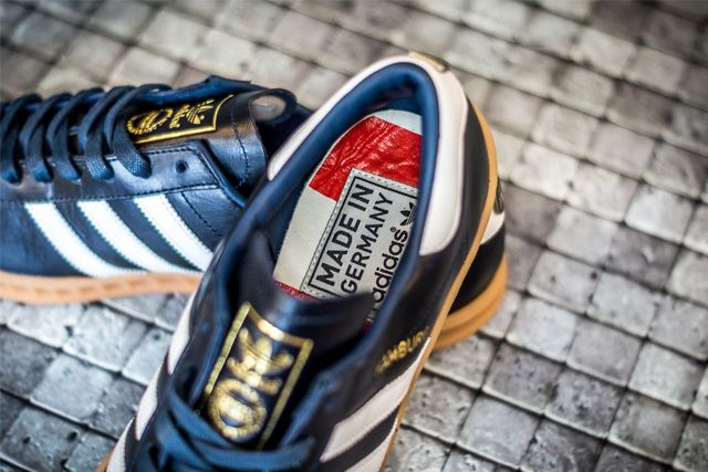 Adidas Hamburg Leather Germany 5