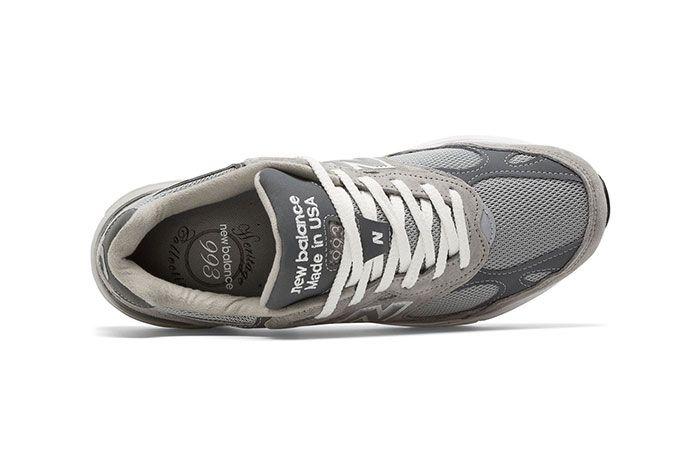New Balance 993 Grey Top