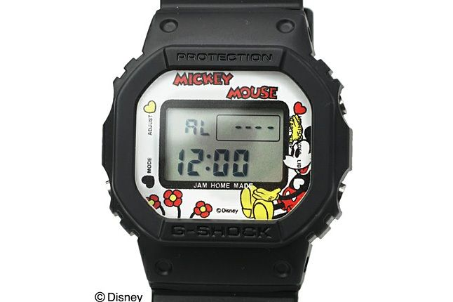 G Shock Mickey Mouse 6 1