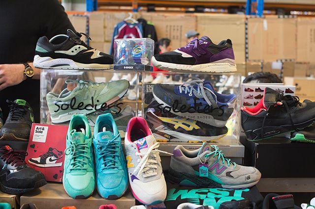Hero Presents Sneaker Freaker Swap Meet Recap 26