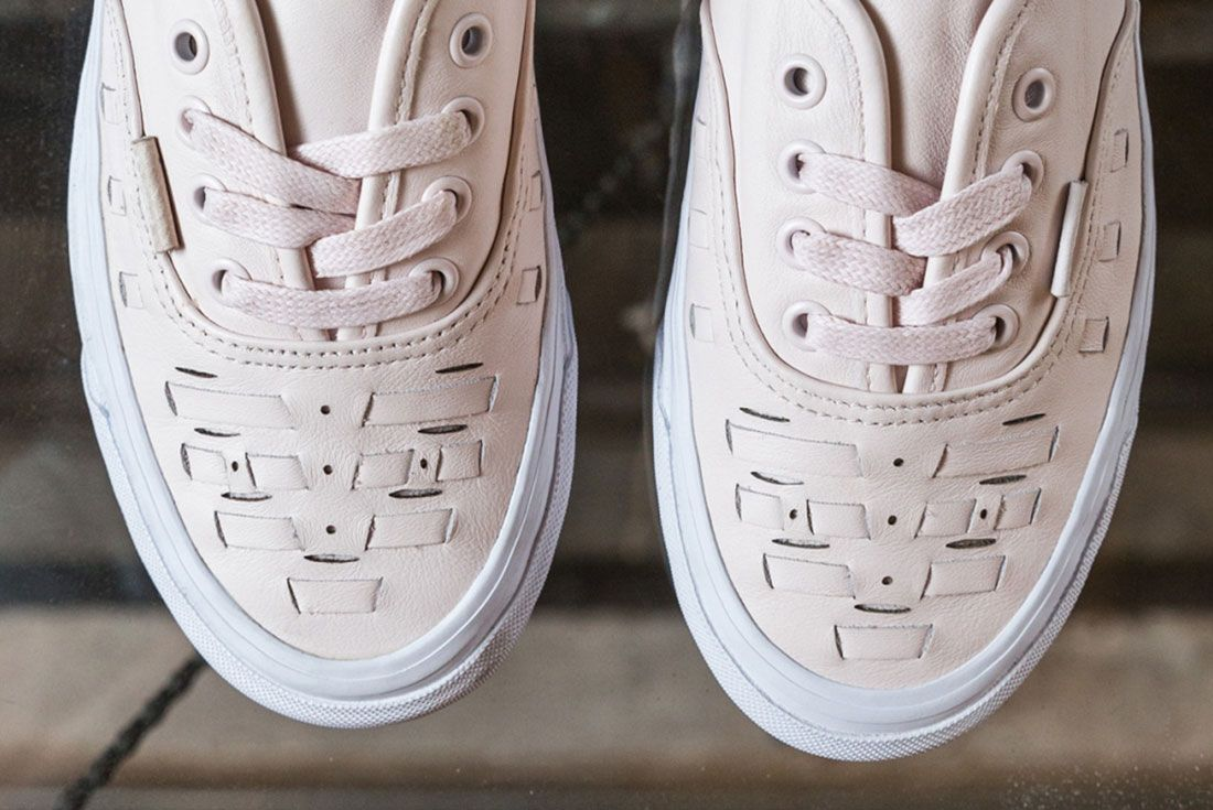 Vans Woven Leather Collection 3