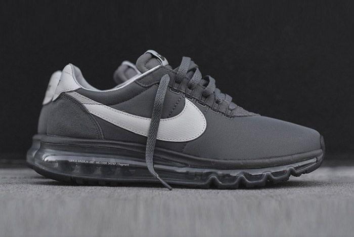 Fragment Design Nike Air Max Ld Zero Cool Grey 2