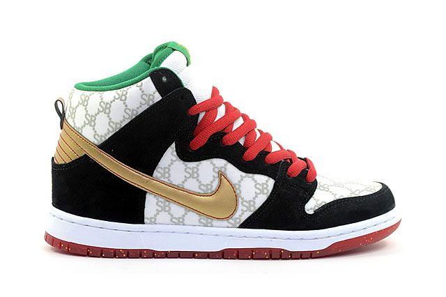 Black Sheep X Nike Sb Dunk High Premium Sideview