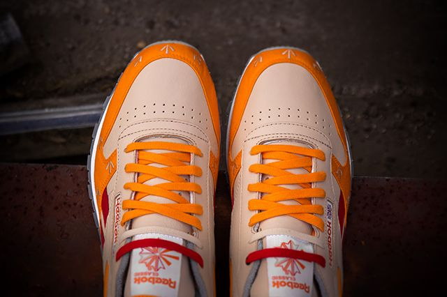 Gary Warnett Reebok Classic Leather 3