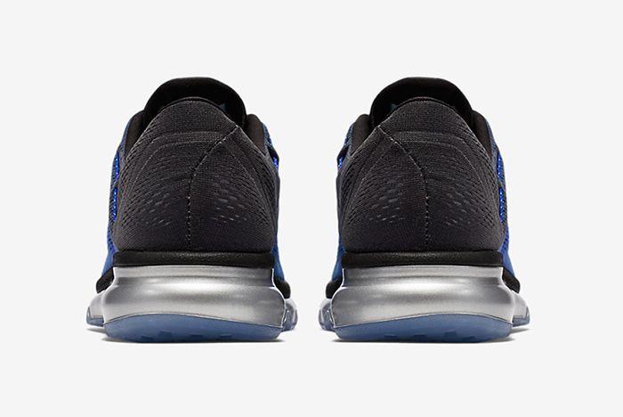Nike Air Max 2016 Blue Black Silver 5