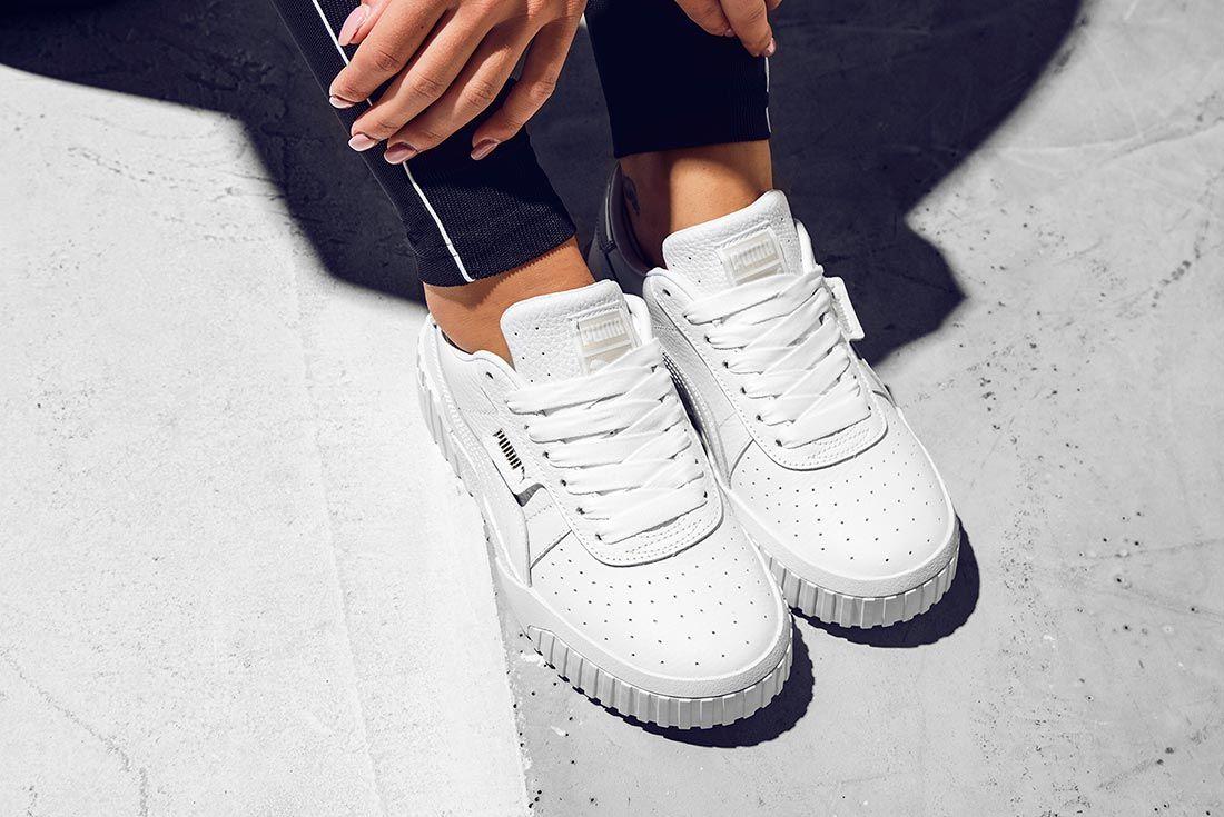 Puma Cali Feet Together