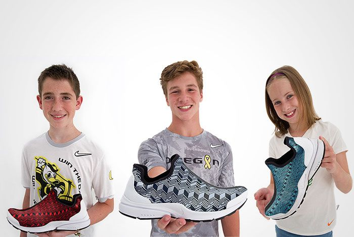 Nike Doernbecher Presto X Thumb