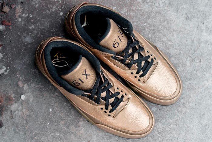 Drake Air Jordan 3 Ovo Toronto Header