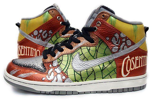 Cosentin Sekure D Nike Dunk 1