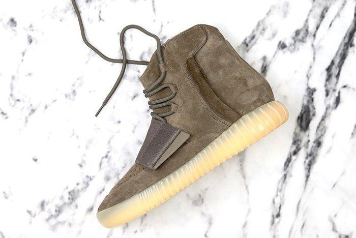 Adidas Yeezy Boost 750 Chocolate Gum 10