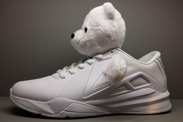 A Pandas Friend Basketball Boots