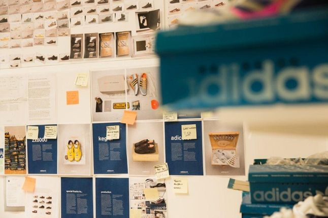 Adidas Spezial Posters