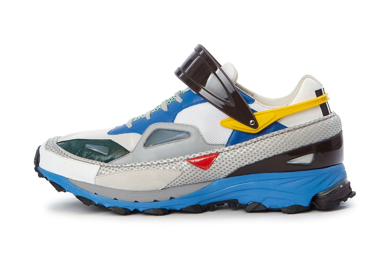 Raf Simons For Adidas 2014 Spring Summer Collection 01