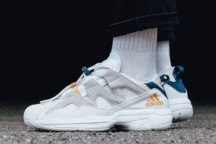 Adidas Consortium Ss2G Blue White Bc0698 2 Sneaker Freaker