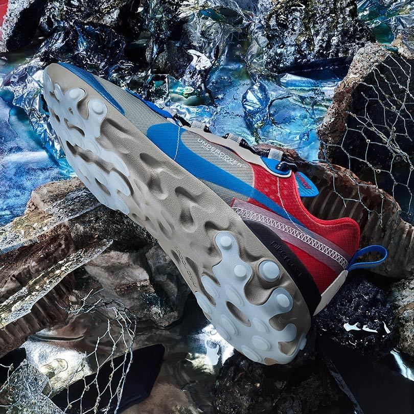 Undercover Nike React 87 Release 1