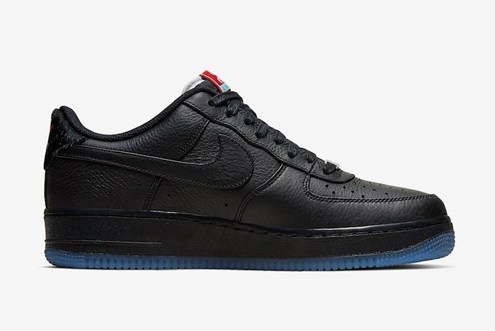 Nike Air Force 1 Low Ct1520 001 Chicago Right Side Shot