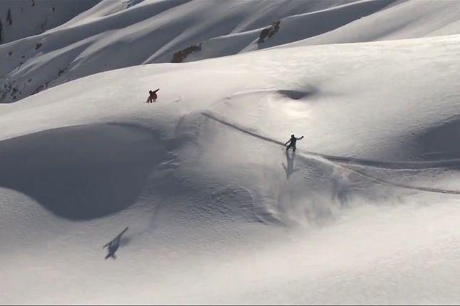Nike Snowboarding Get Laced Up Screencap5 1