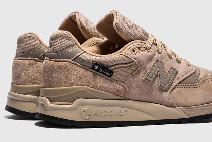 New Balance Superfabric 997 998 Made In Usa M997Nal M998Blc Packer Shoes Release Info 3 Tan3