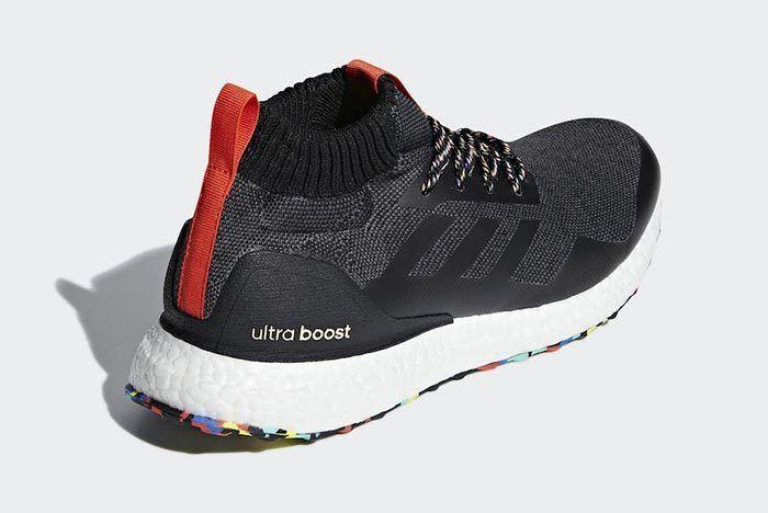 Adidas Ultra Boost Mid Black Multicolor G26841 4